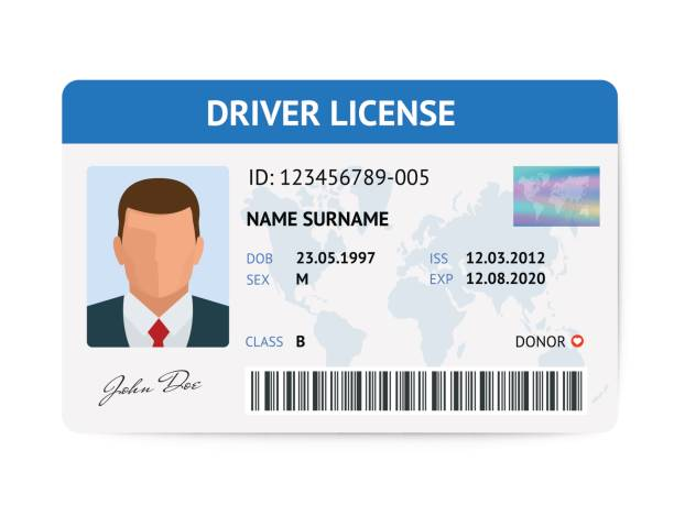 Motor driving Licence Sample