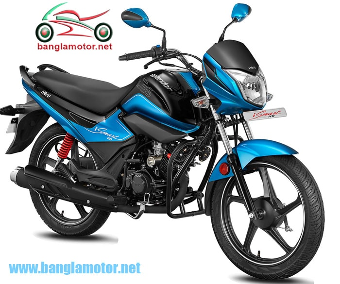 Hero splendor ismart motorcycle jpeg image