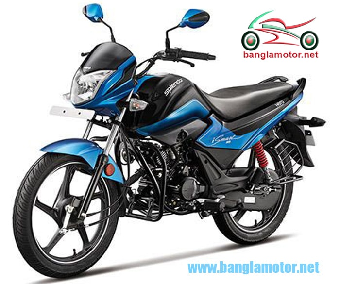 Hero splendor ismart motorcycle jpeg image3
