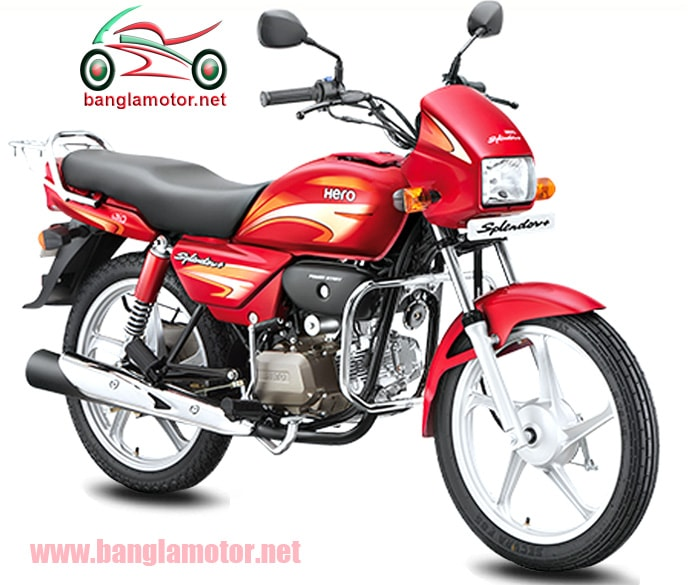 Hero splendor price