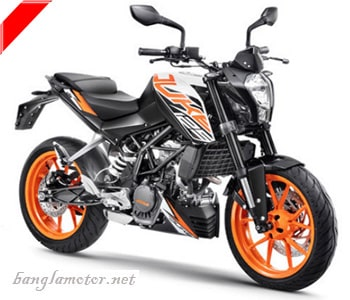 ktm duke 125 Indian Version