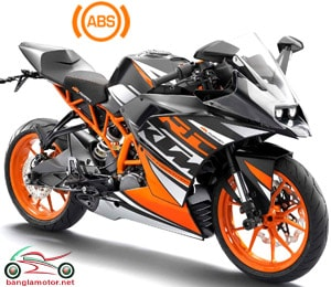ktm rc 125 motorcycle image