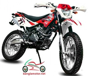 Motocross Fighter Image on Lifan 150 Top Sd