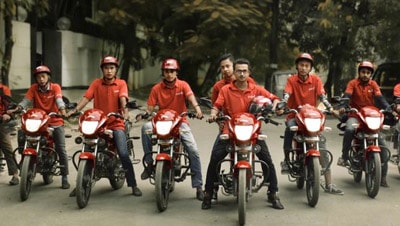BanglaMotor Recommendation for motorcycle safety and security in Dhaka